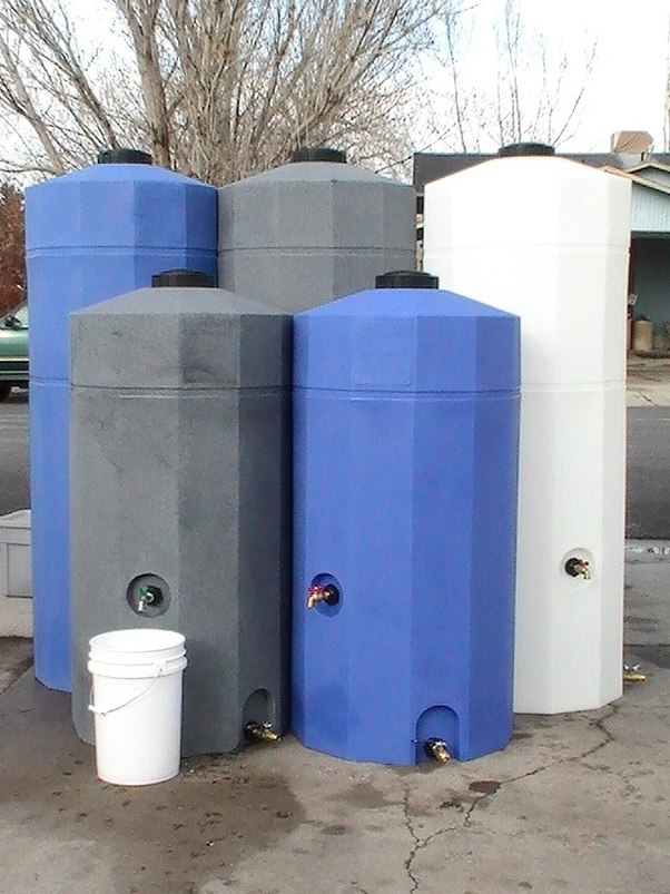 What Are The Different Types Of Water Storage Tanks And