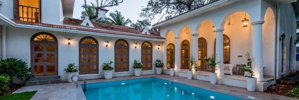 Real estate in india is it possible to buy a house in goa for Small house for sale in goa