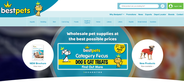 Where can I find pet product suppliers? - Quora
