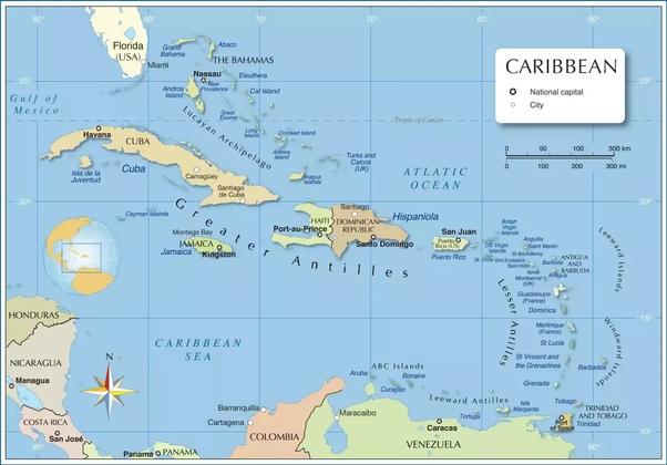 Is Jamaica part of Africa? - Quora
