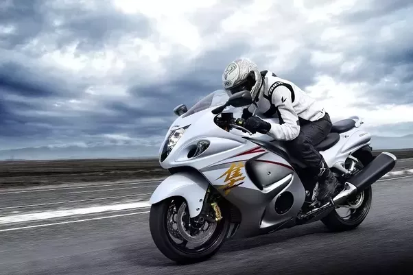What is the top speed of the fastest stock Suzuki motorcycle? - Quora
