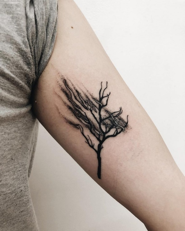 d10247309 Can you suggest some good tattoo design for my arm? - Quora