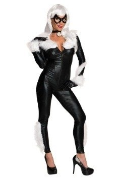 this is one of the best cheap halloween costume ideas as you just require a black bodysuit to complete the basic look