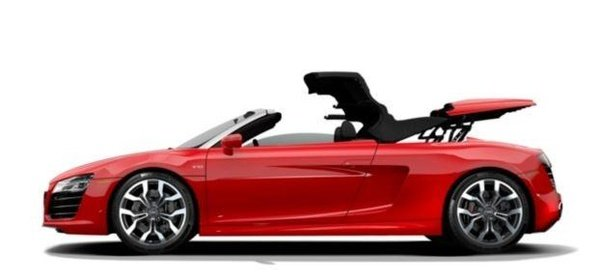 Does the Audi R8 have a hard top convertible? - Quora