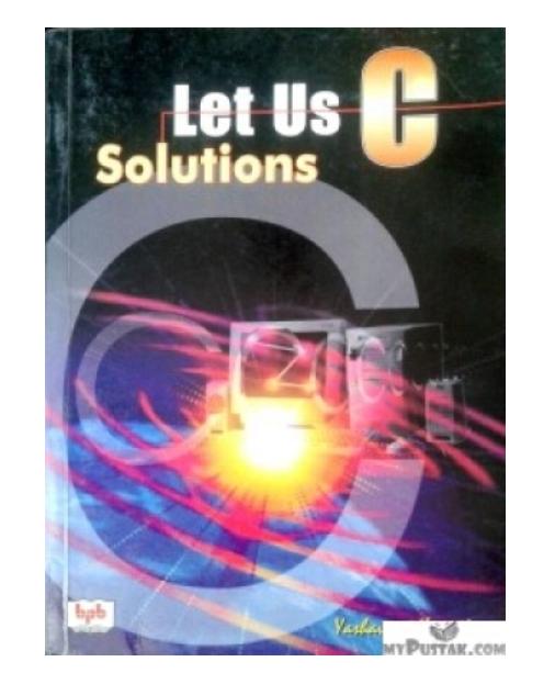 Solutions pdf yashwant kanetkar let us c