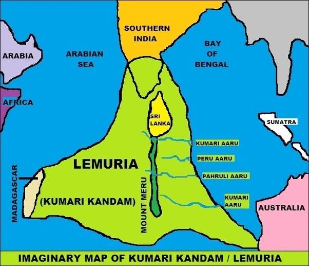 Kumari kandam wiki
