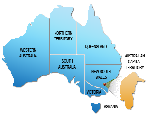 in 1901 the year australia federated to become the commonwealth of australia there was lots of argument about where the capital should be located