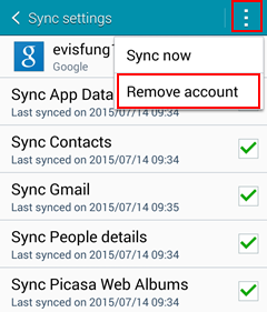 How To Remove My Gmail Account From A Device Quora