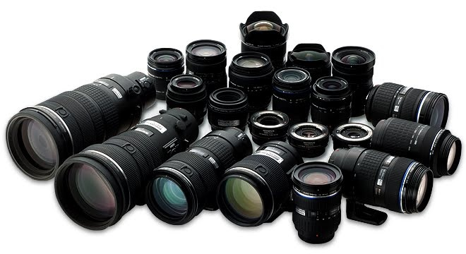 Which type of lenses are used in cameras? - Quora