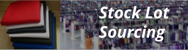 How to get a foreign buyer for a garments stock lot business