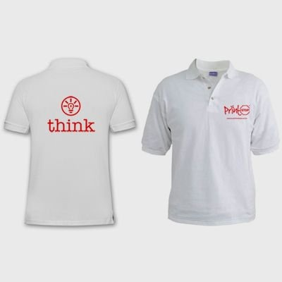 """d63ebe3e If you don't have a logo or design and still want customised polo t-shirt,  then our design team """"Pehchaan"""" will create the right logo and design the t- shirt ..."""