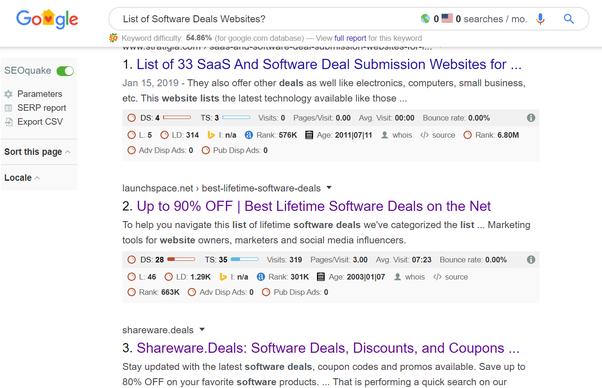 List Of Web Software Deals Websites Quora
