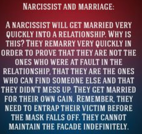 What Don T Narcissists Want You To Know Quora