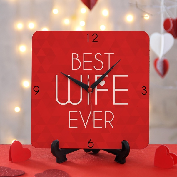 What Is The Best Wedding Anniversary Gift I Can Give To My Wife Quora