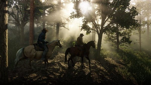 Why are Red Dead Redemption 2's graphics so outdated? It