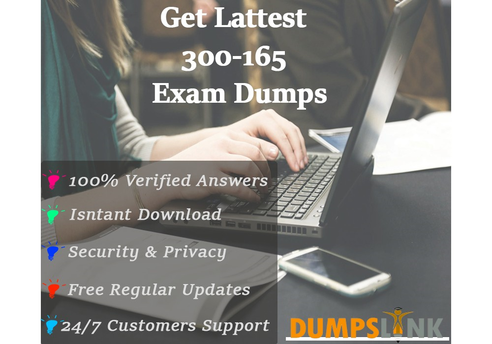 How to get the 300-165 exam preparation materials quora.