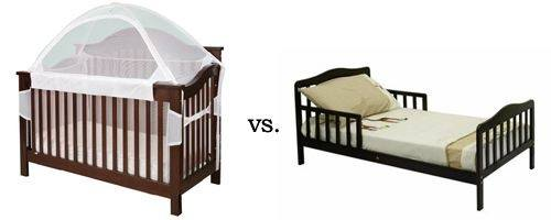 Are Toddler Beds And Cribs The Same Size If Not What S