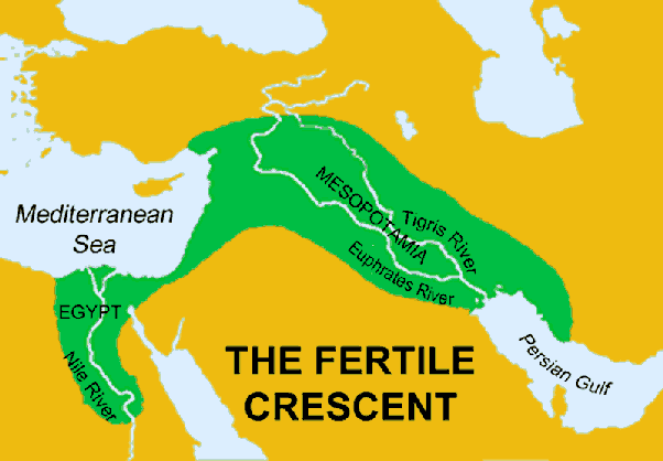 Crescent middle eastern singles