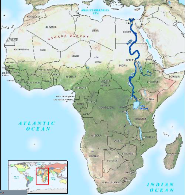 What is the worlds largest river quora here is a picture of the nile gumiabroncs Image collections