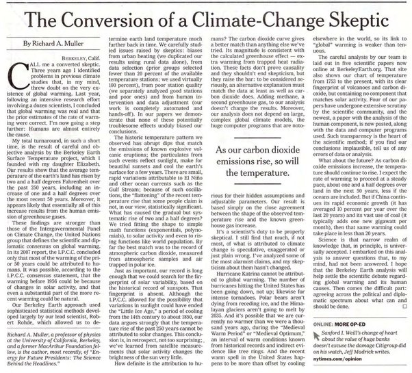 issue 8 is global warming skepticism Analysis - global warming skepticism on rise past when there was global warming in the opinion polls show americans cooling to the issue.