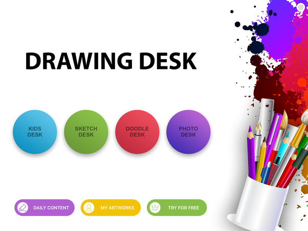Which is the best distraction free drawing app for ipad quora sketch desk this is my favorite desk in the app sketch desk provides you with a variety of highly powerful professional drawing tools starting from pen ccuart Image collections
