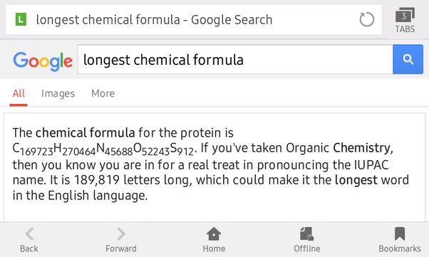 What is the longest chemical formula quora 16k views view upvoters thecheapjerseys Image collections