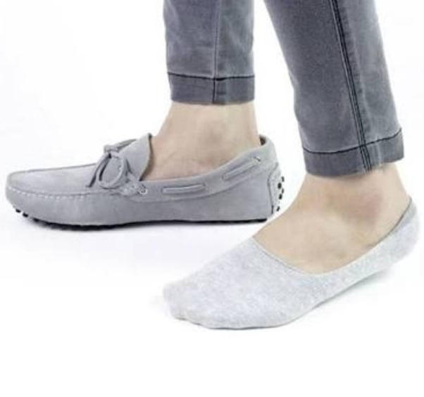 What Color Socks Do You Wear With Black Loafer For Men Quora