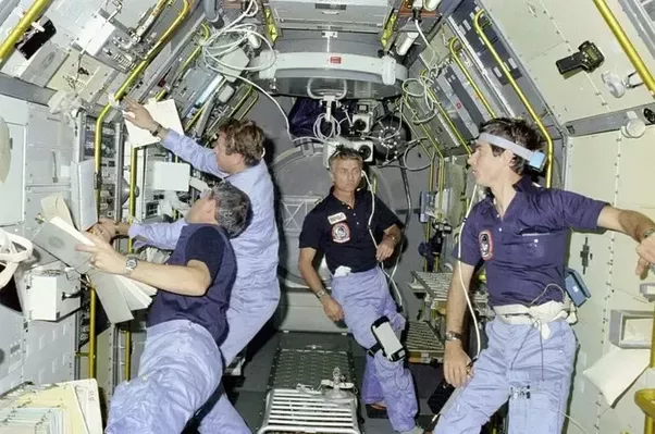 benefits of space shuttle program - photo #3