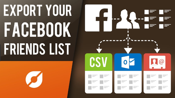 How to export someone's Facebook friend list to Excel - Quora