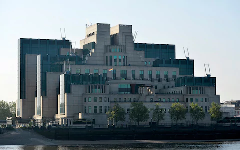 What is the difference between the UK intelligence services GCHQ
