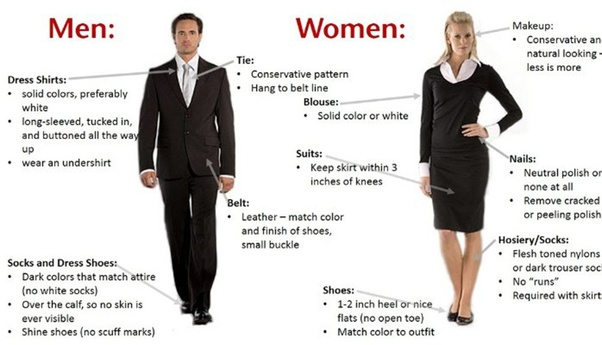 Immigration Interview for Women Formal Dresses