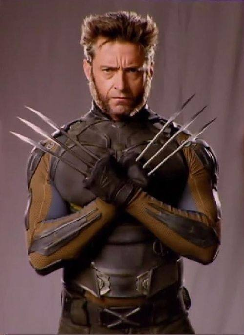 Why didn't Hugh Jackman wear the Wolverine costume like in ...