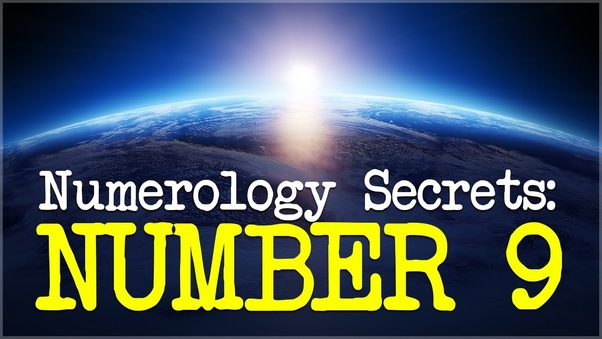 What makes number 9 so special in numerology? - Quora