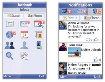 Old facebook app download