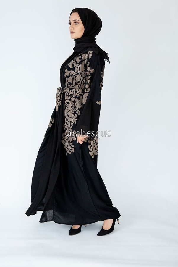 a6989f80a945 Abaya Online Arabesque is an Abayas and hijabs store that specializes in  stylish Hijabs and fashionable abayas from Dubai. We specialize in a range  of ...