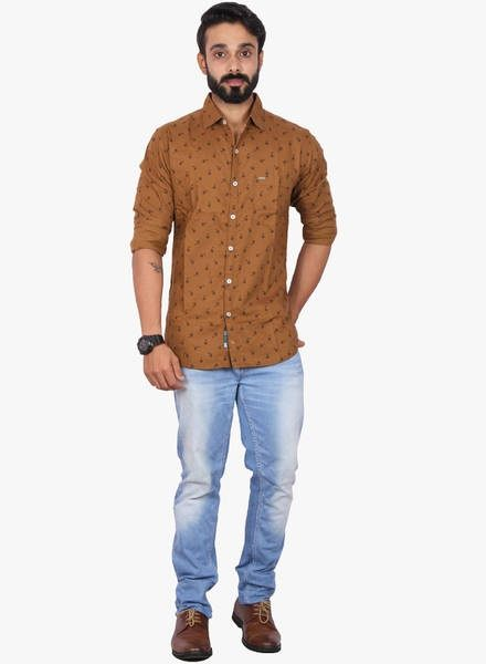 What pants go with a brown shirt? - Quora
