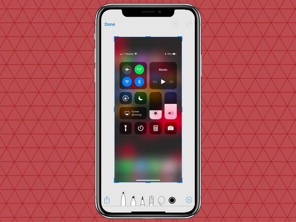 Iphone Xr Screenshot Machen