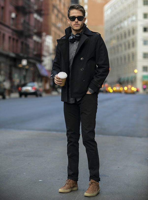 Can You Wear Black Pants With Tan Boots Quora
