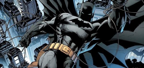 蝙蝠侠是怎么一回事?