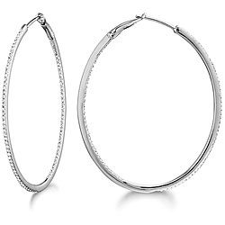 Drop Earrings It Attached To The Earlobe As A Hoop And Below Gemstone Or Diamond Part Is Through Chain Jump Ring Similar Object