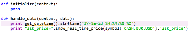 How to automate stock trading using Python - Quora