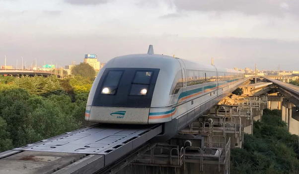 Trains: What are the fastest trains in the world? - Quora