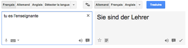 Translate From Italian To English: Does Google Translate Use English As An Intermediary Step