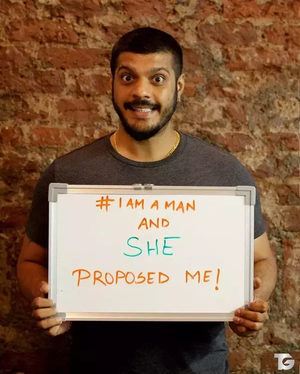 Why Cant An Indian Girl Propose To Guys They Like If I Did That