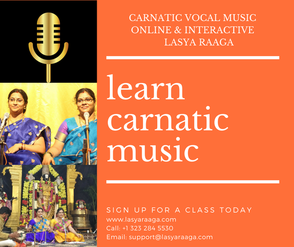 Who are some of the best Carnatic music vocal teachers in