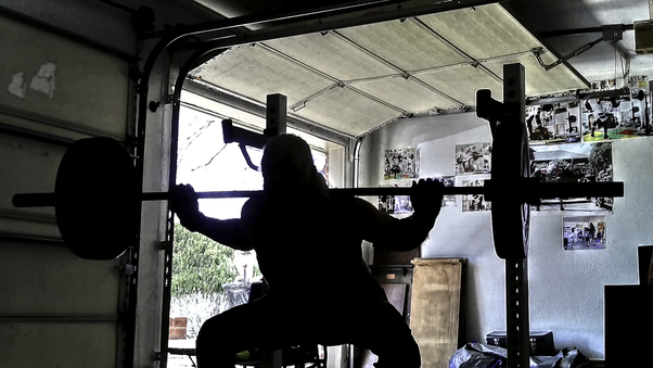 What is the best must have equipment for a new garage gym? quora