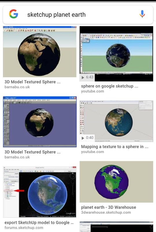 How to draw a sphere in sketchup youtube