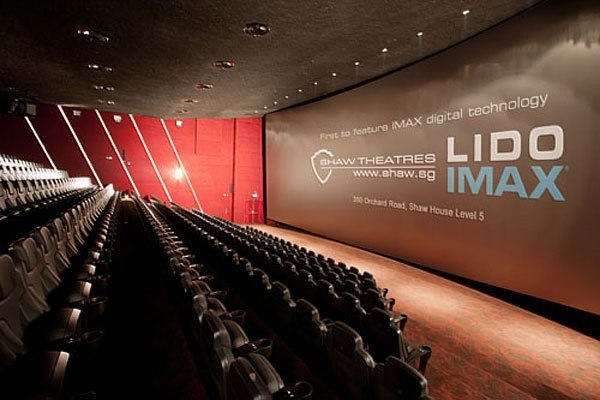 What is the difference between RealD 3D and IMAX as far as watching ...