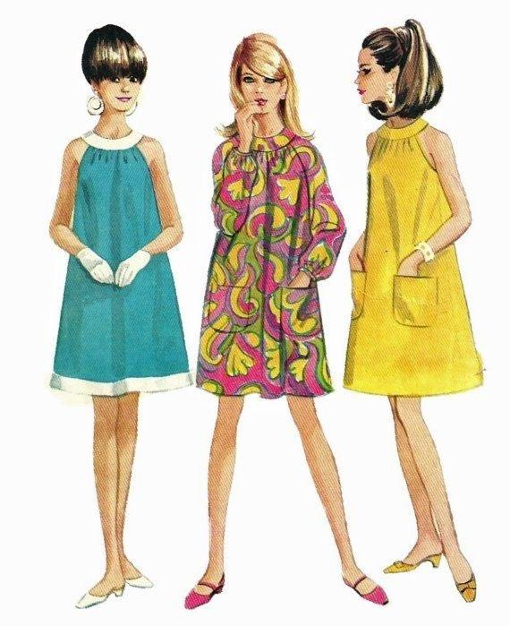 What is the difference between shift dress and A-line dress? - Quora