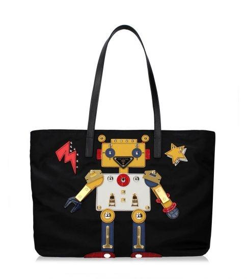 186a5cb85633 Prada is one of the international luxury brand. It offers premium quality Prada  handbags